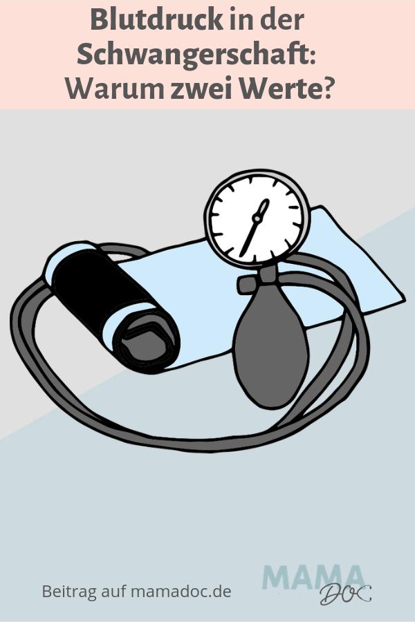 Blutdruck richtig messen und Bluthochdruck in der Schwangerschaft