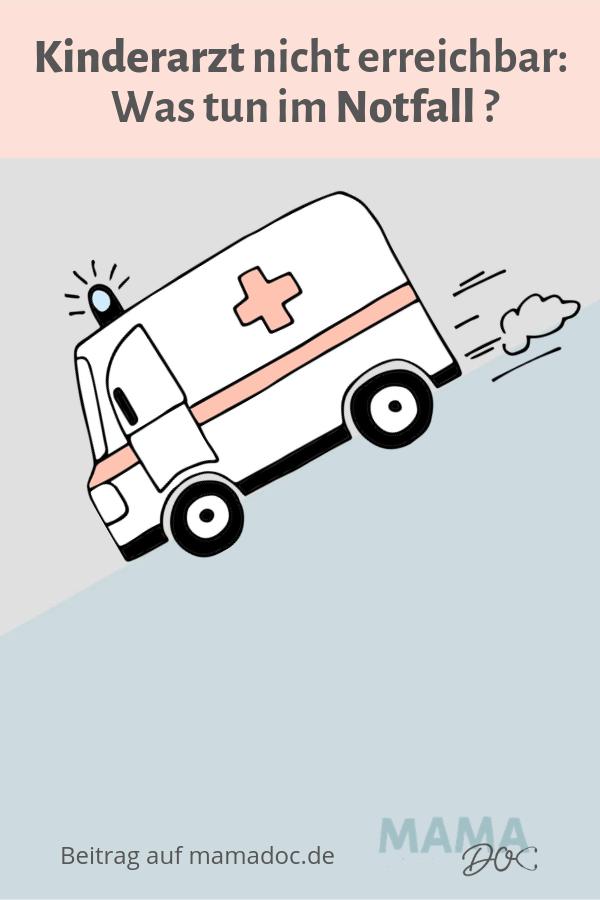 Erste Hilfe. Notfall bei Kindern