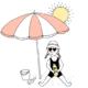 Sonnenbrand Kinder