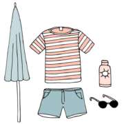 Sonnenschutz beim Kind