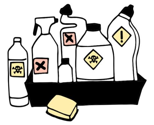 Vergiftungen bei Babys und Kleinkindern vermeiden