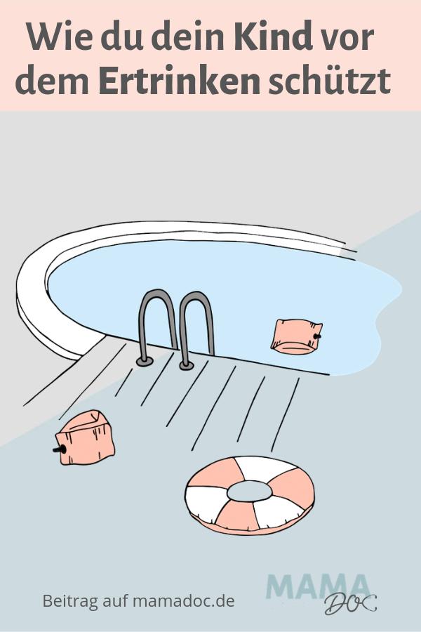 Kinder ertrinken leise im Planschbecken