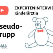 Bellender Husten bei Pseudokrupp mit Snježana-Maria Schütt, die-kinderherztin: Experteninterview by Mamadoc