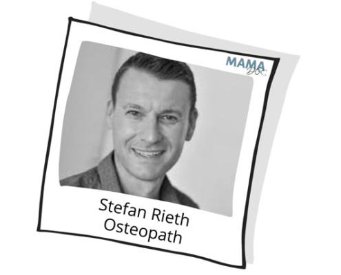Stefan Rieth, Osteopath, Heilpraktiker