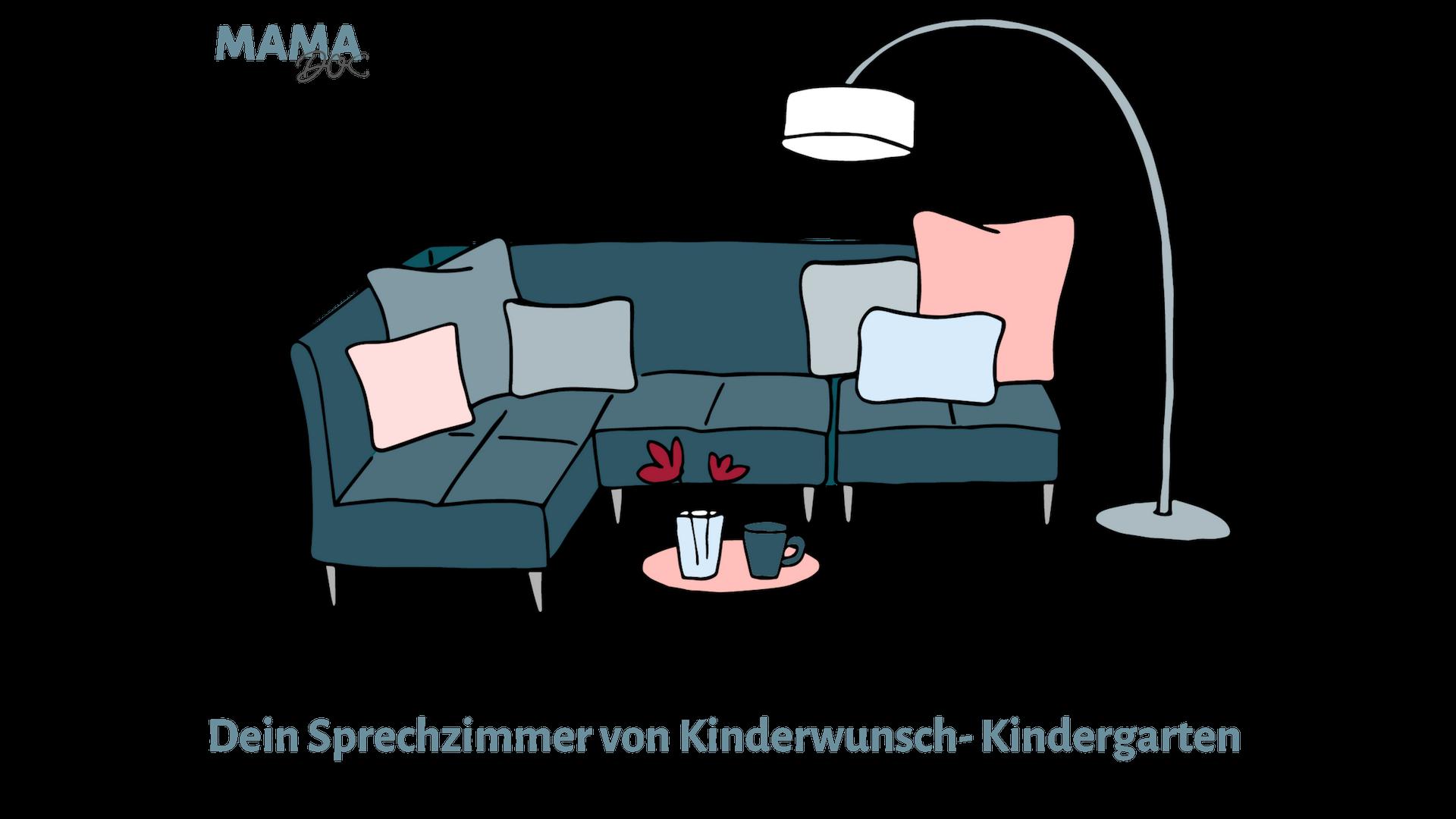 Mamadoc Sprechzimmer: Mitgliederbereich von Kinderwunsch bis Kindergarten by Dr. Marie-Luise Lipp