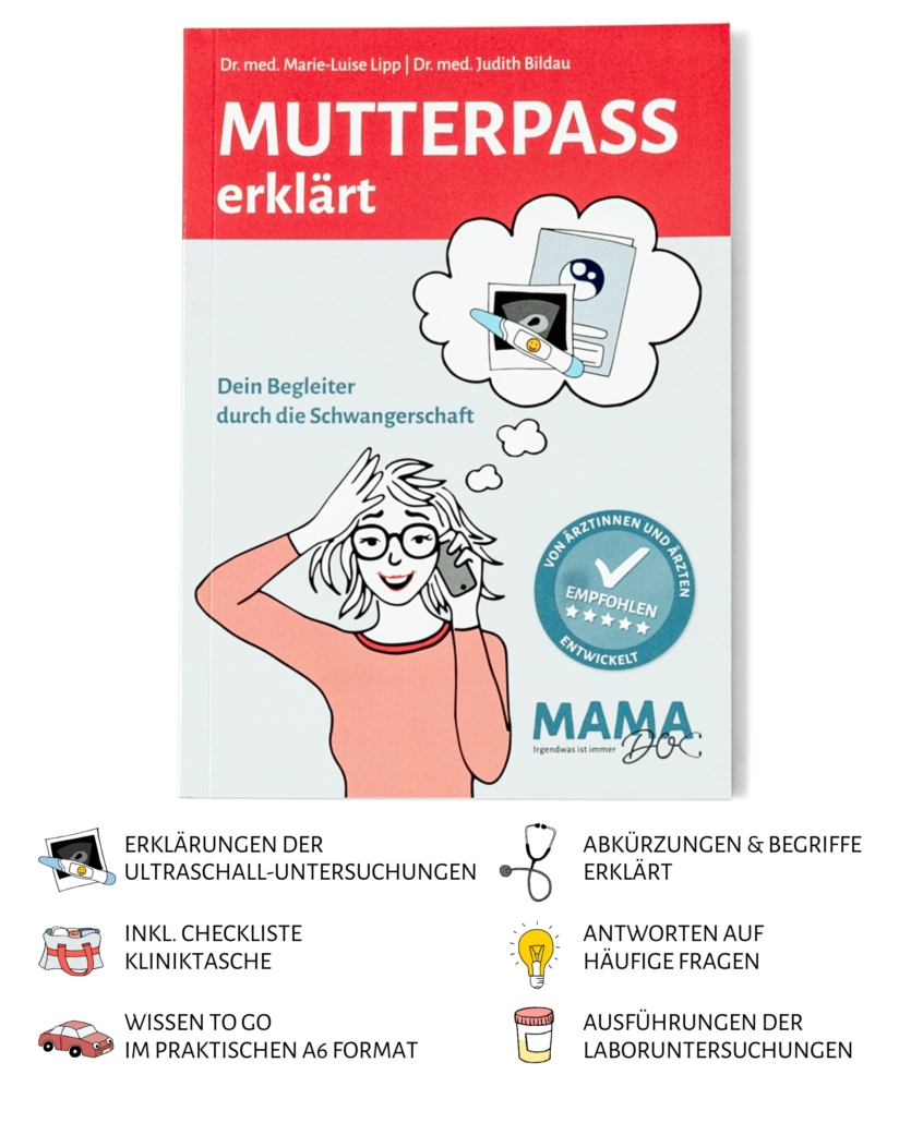 Taschenbuch Mutterpass erklärt